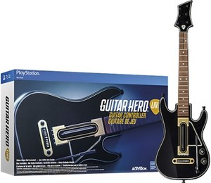Guitar Hero Live Guitar Controller (PS4)