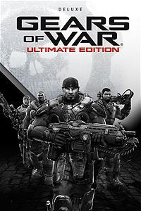 Gears of War Ultimate Edition Deluxe Version (Xbox One)