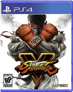 Street Fighter V (PS4 Download) - PS Plus Required