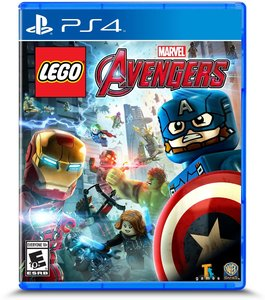 LEGO Marvel Avengers (PS4 Download)