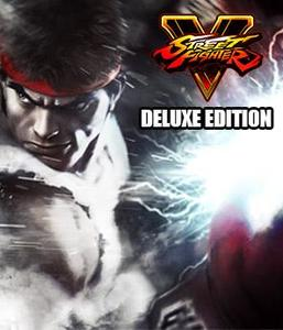 Street Fighter V 2017 Deluxe Edition (PC Download)