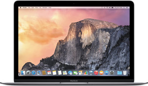 Apple MacBook MJY32LL/A Core M-5Y31, 8GB RAM, 256GB SSD (Refurbished)