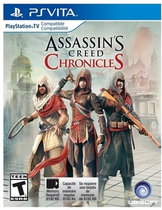 Assassin's Creed Chronicles (PS Vita) + $15 eGift Card