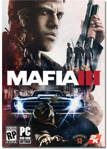 Mafia III (PC DVD - Requires GCU) + $10 Rewards