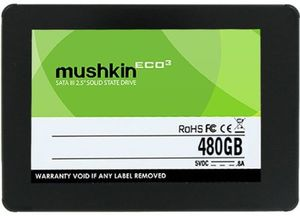 "Mushkin Enhanced ECO3 SSD 2.5"" 480GB MKNSSDE3480GB"