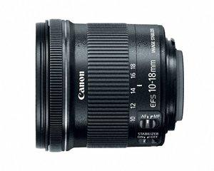 Canon EF-S 10-18mm f/4.5-5.6 IS STM Lens (Refurbished)