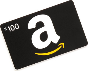 Amazon Gift Card Deal: Reload $100+, Get $5 Credit (YMMV)
