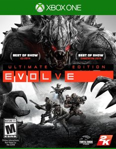 Evolve Ultimate Edition (Xbox One Download) - Gold Required