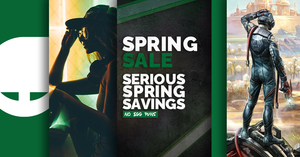 Green Man Gaming Spring Sale