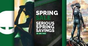 Green Man Gaming Spring Sale