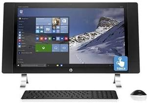 HP Envy 27 Core i5-6400T, 8GB RAM, 1440p Touch Display, AMD R7 A365