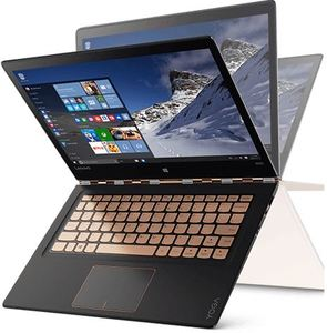 Yoga 900S 80ML000PUS (Gold) Core m7-6Y75, 1440p Display, 8GB RAM, 256GB SSD