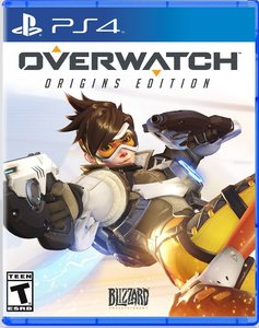 Overwatch - Origins Edition (PS4) - Pre-owned
