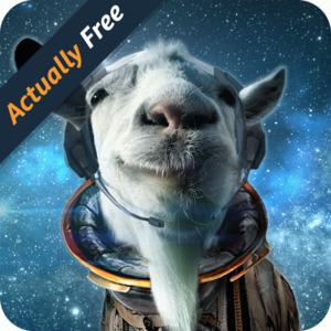 Goat Simulator Waste of Space Android App
