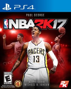 NBA 2K17 (PS4) - Pre-owned