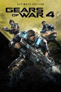 Gears of War 4: Ultimate Edition (Xbox One - Requires GCU) + $10 Rewards