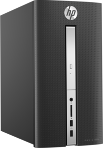 HP Pavilion 510 Core i3-6100T, 4GB RAM