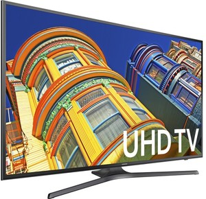 Samsung UN65KU6300 65-inch 4K 2160p Smart LED Ultra HDTV