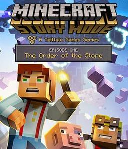 Minecraft: Story Mode - A Telltale Games Series Episode 1 (PC Download)