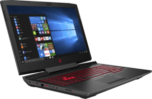 HP Omen 17t Core i7-7700HQ, GeForce GTX 1050, 1080p IPS, 8GB RAM, 1TB HDD (Mid-2017)