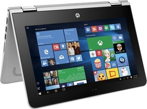 "HP Pavilion 2-in-1 11.6"" Touch, Pentium N3710, 4GB RAM, 500GB HDD"