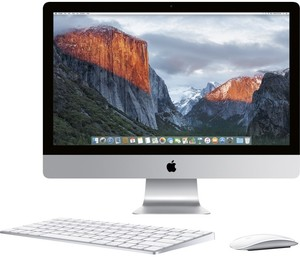 Apple iMac MK442LL/A 21.5-inch Core i5-5575R 2.8Ghz, 8GB RAM