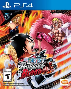 One Piece: Burning Blood (PS4 Download)