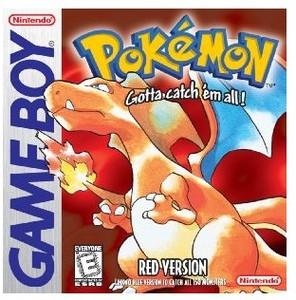 Pokemon Red Version (Nintendo 3DS Download)