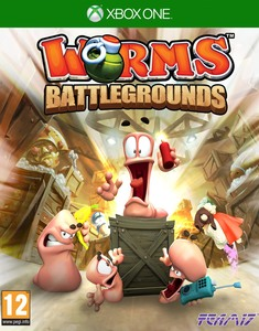 Worms Battlegrounds (Xbox One Download) - Requires Gold