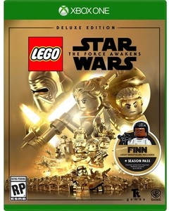 LEGO Star Wars: The Force Awakens Deluxe Edition (Xbox One Download) - Gold Required