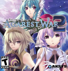 Agarest: Generations of War 2 (PC Download)