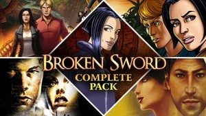 Broken Sword Complete Pack (PC Download)