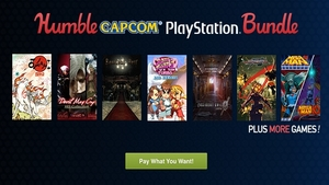 Humble Capcom Playstation Bundle