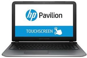 HP Pavilion 15-ab243cl Touch, Core i5-6200U, 8GB RAM (Refurbished)