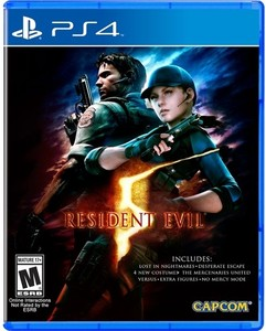 Resident Evil 5 (PS4 Download)
