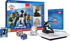 Disney Infinity: Marvel Super Heroes 2.0 Starter Pack (PS Vita)