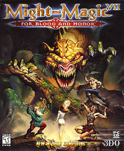 Might And Magic VII: For Blood And Honor (PC Download)