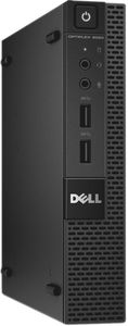 Dell Optiplex 9020 Micro Core i3-4160T, 8GB RAM, 256GB SSD (Refurbished)