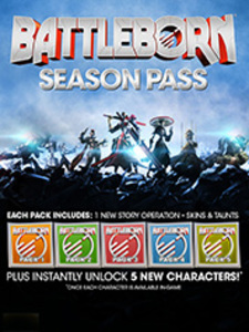Battleborn: Season Pass (PC DLC)