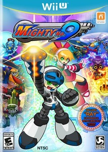 Mighty No. 9 (Wii U)