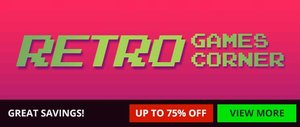 Green Man Gaming Sale: Retro Games Corner