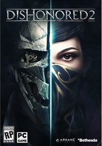 Dishonored 2 Limited Edition (PC DVD)