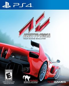 Assetto Corsa (PS4 - Pre-owned)