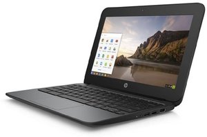 HP 11-G4 Education Edition Chromebook, Celeron N2840, 4GB RAM, 16GB SSD