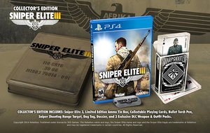 Sniper Elite III Collector's Edition (PS4)
