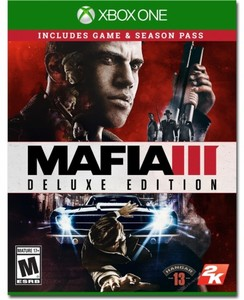Mafia III Deluxe Edition (Xbox One Download) - Gold Required