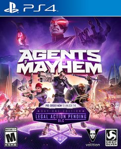 Agents of Mayhem (PS4 Download) - PS Plus Required