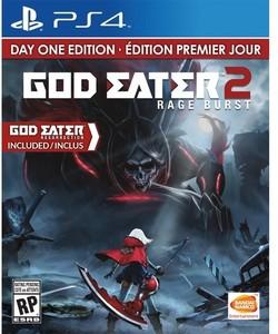 God Eater 2: Rage Burst (PS4 Download)