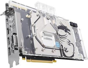 MSI GeForce GTX 1080 Sea Hawk X EK Video Card + Destiny 2 (Digital Code)
