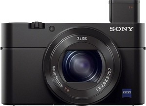 Sony Cyber-Shot RX100M III Digital Camera + $50 Gift Card